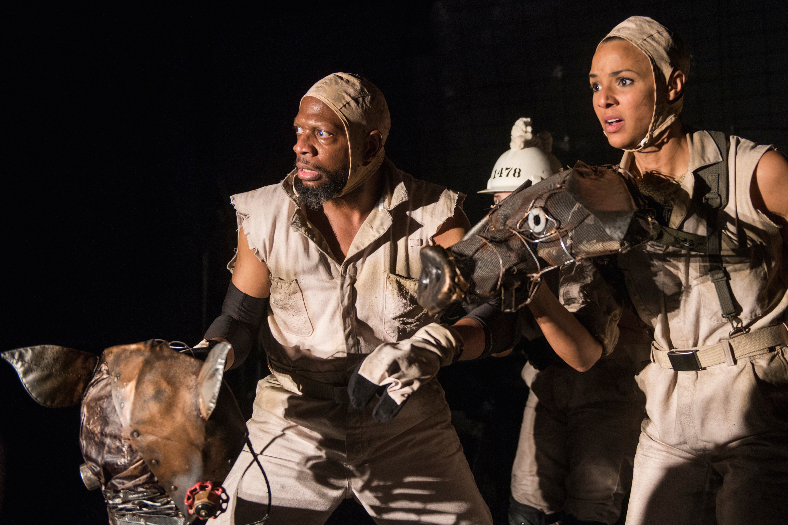 Animal Farm Movie Porn arena players and baltimore rock opera society collaborate