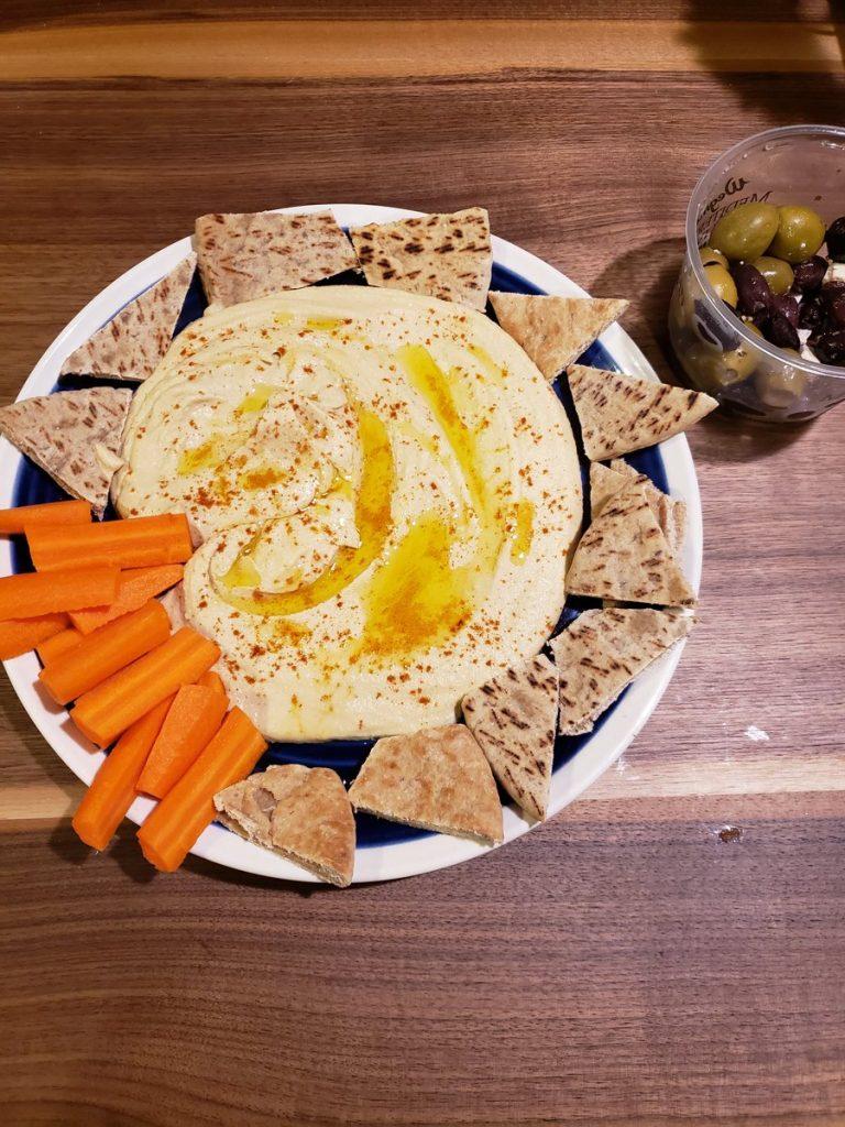 Avis Cuisine Hacker 2018 an authentic hummus recipe for arab american heritage month